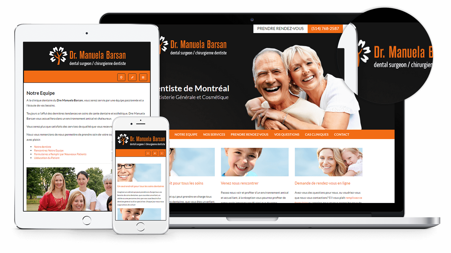 New Website for Dr. Barsan