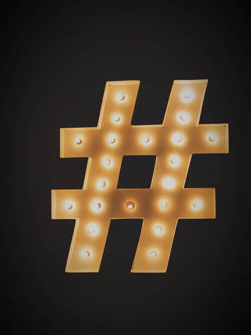 All About Hashtags in Dental Marketing